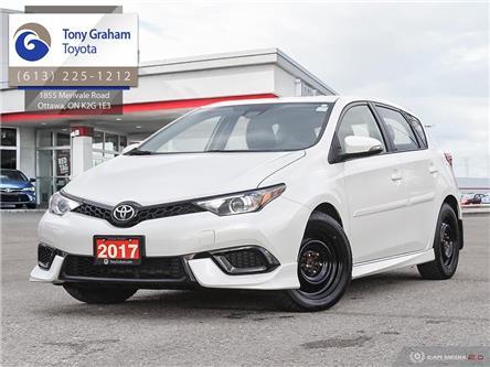 2017 Toyota Corolla iM Base (Stk: E8037) in Ottawa - Image 1 of 28
