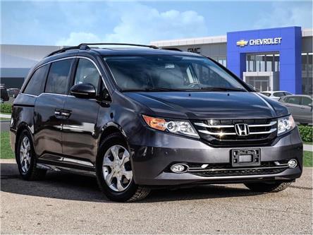 2014 Honda Odyssey Touring (Stk: 262813A) in Markham - Image 1 of 27