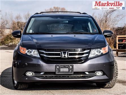 2014 Honda Odyssey Touring (Stk: 262813A) in Markham - Image 2 of 27