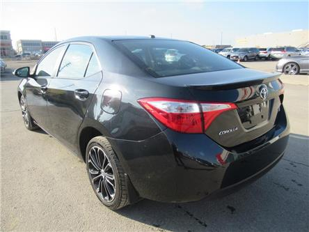 2014 Toyota Corolla 4 Door S CVTi-S | SUNROOF | HEATED SEATS!! | (Stk: C074360T) in Brampton - Image 2 of 26