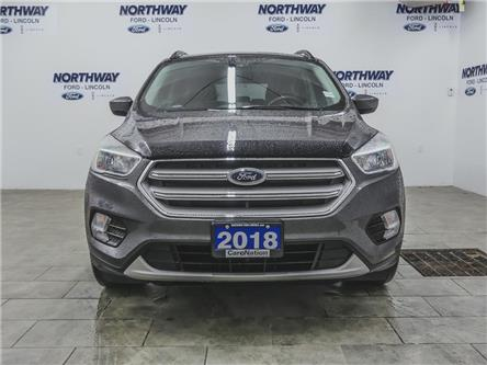 2018 Ford Escape SE | HTD SEATS | BACKUP CAM | USB + BLUETOOTH | (Stk: EC98377A) in Brantford - Image 2 of 35
