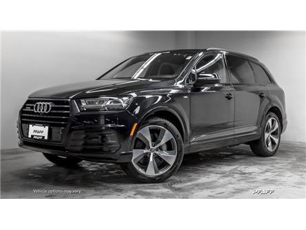 2019 Audi Q7 55 Technik (Stk: T17851) in Vaughan - Image 1 of 22