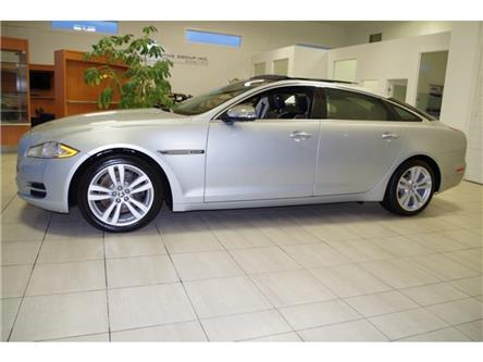 2011 Jaguar XJL XJ-L V8 LONG WHEEL BASE LOADED! (Stk: 2221) in Edmonton - Image 2 of 25