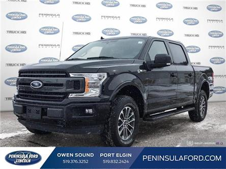2020 Ford F-150 XLT (Stk: 20FE01) in Owen Sound - Image 1 of 25