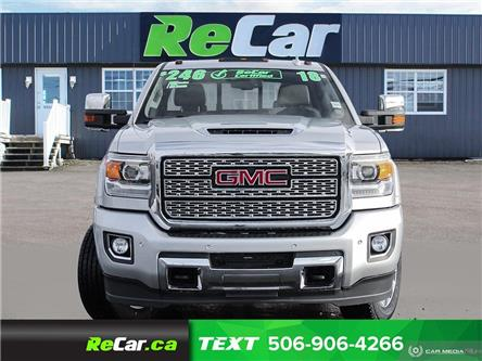 2018 GMC Sierra 2500HD Denali (Stk: 191277A) in Fredericton - Image 2 of 24