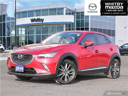 2016 Mazda CX-3 GT (Stk: P17517) in Whitby - Image 1 of 27