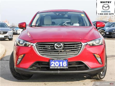 2016 Mazda CX-3 GT (Stk: P17517) in Whitby - Image 2 of 27