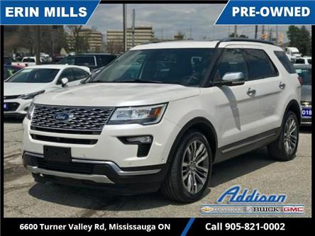 2018 Ford Explorer Platinum (Stk: UM48659) in Mississauga - Image 2 of 22