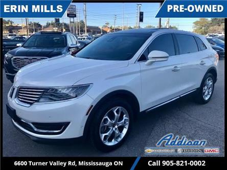 2016 Lincoln MKX Reserve (Stk: UM46825) in Mississauga - Image 2 of 17