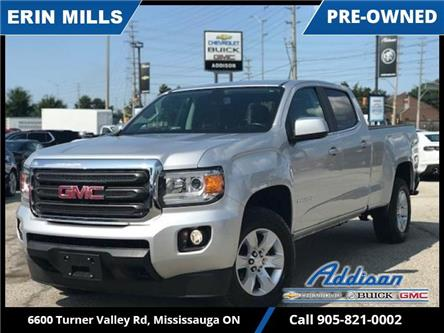 2016 GMC Canyon SLE (Stk: UM81705) in Mississauga - Image 1 of 13