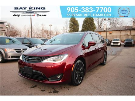 2019 Chrysler Pacifica Hybrid Limited (Stk: 6988) in Hamilton - Image 1 of 29