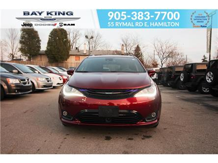 2019 Chrysler Pacifica Hybrid Limited (Stk: 6988) in Hamilton - Image 2 of 29