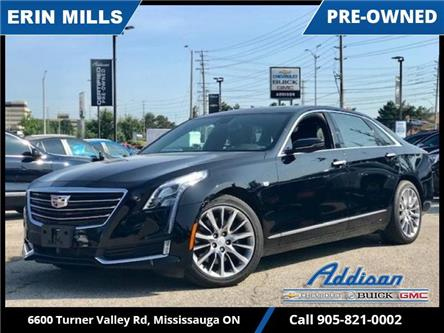 2017 Cadillac CT6 3.0L Twin Turbo Luxury (Stk: UM02293) in Mississauga - Image 1 of 22