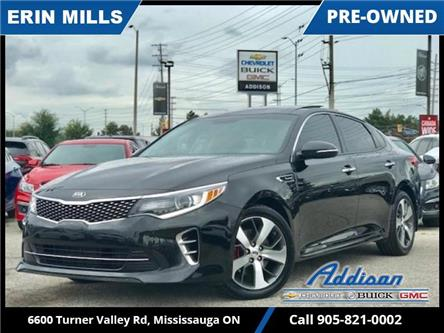 2016 Kia Optima SX Turbo (Stk: UM98272) in Mississauga - Image 1 of 18