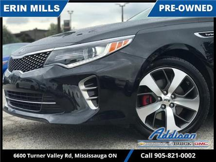 2016 Kia Optima SX Turbo (Stk: UM98272) in Mississauga - Image 2 of 18