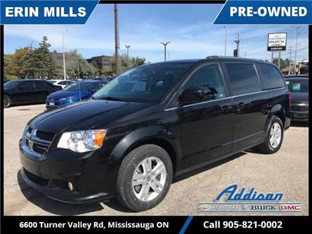 2018 Dodge Grand Caravan Crew (Stk: UM12543) in Mississauga - Image 2 of 17