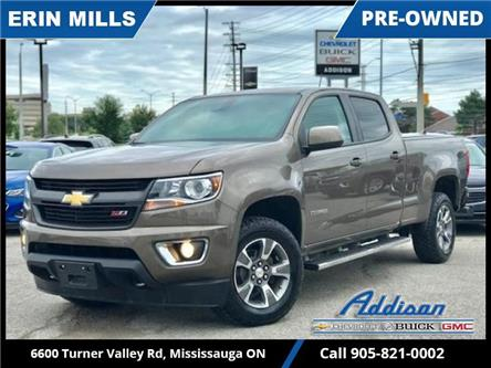 2016 Chevrolet Colorado Z71 (Stk: UM48669) in Mississauga - Image 1 of 17