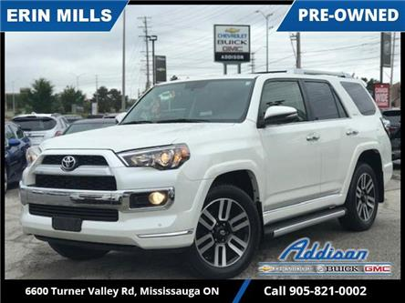 2016 Toyota 4Runner SR5 (Stk: UM68499) in Mississauga - Image 1 of 20