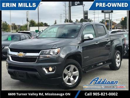 2016 Chevrolet Colorado LT (Stk: UM47381) in Mississauga - Image 1 of 17