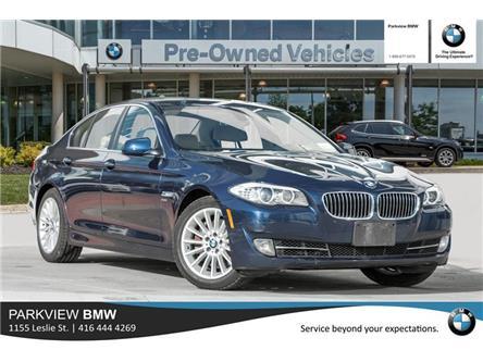 2011 BMW 535i xDrive (Stk: 55524A) in Toronto - Image 1 of 20