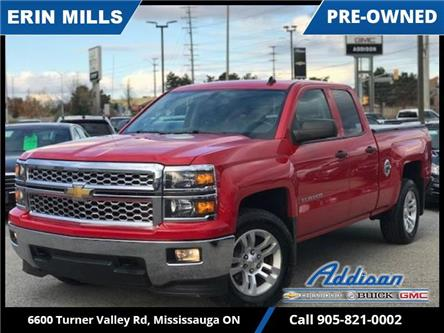 2014 Chevrolet Silverado 1500  (Stk: UM07707) in Mississauga - Image 1 of 14