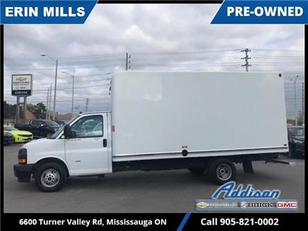 2019 GMC Savana Cutaway Work Van (Stk: UM09041) in Mississauga - Image 2 of 12