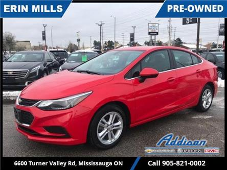 2017 Chevrolet Cruze LT Auto (Stk: UM09571) in Mississauga - Image 2 of 19