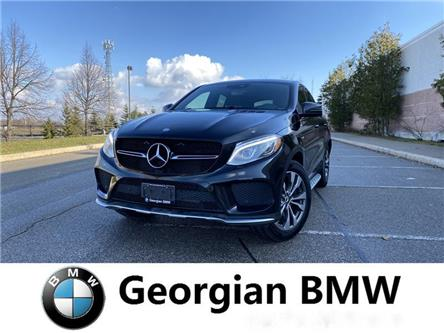 2017 Mercedes-Benz AMG GLE 43 Base (Stk: B19190-1) in Barrie - Image 1 of 15