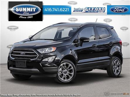 2020 Ford EcoSport Titanium (Stk: 20L7278) in Toronto - Image 1 of 23