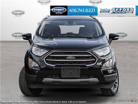 2020 Ford EcoSport Titanium (Stk: 20L7278) in Toronto - Image 2 of 23