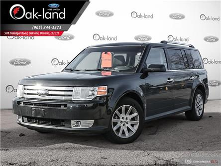 2010 Ford Flex SEL (Stk: 9T930DA) in Oakville - Image 1 of 27