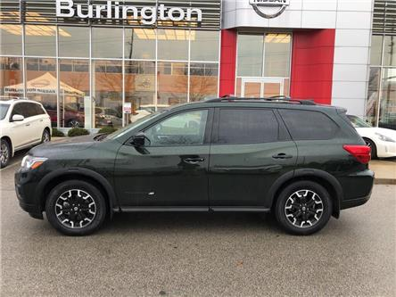2019 Nissan Pathfinder  (Stk: A6855) in Burlington - Image 2 of 20