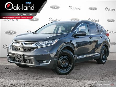 2018 Honda CR-V Touring (Stk: 0T040A) in Oakville - Image 1 of 27