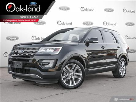 2017 Ford Explorer XLT (Stk: 0T046A) in Oakville - Image 1 of 27