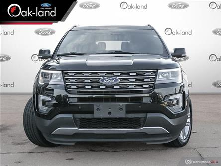2017 Ford Explorer XLT (Stk: 0T046A) in Oakville - Image 2 of 27