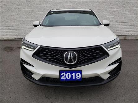 2019 Acura RDX A-Spec (Stk: J037A) in Kingston - Image 2 of 30