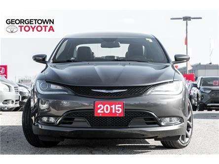 2015 Chrysler 200 S (Stk: 15-31883GT) in Georgetown - Image 2 of 20