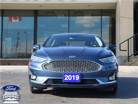 2019 Ford Fusion Hybrid Titanium (Stk: P0630) in Waterloo - Image 2 of 25