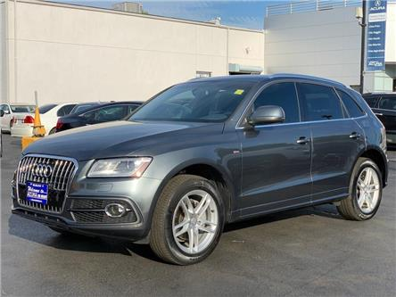 2014 Audi Q5 2.0 Progressiv (Stk: 4075A) in Burlington - Image 2 of 30