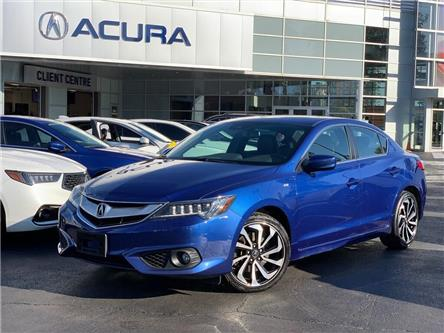 2016 Acura ILX A-Spec (Stk: D458) in Burlington - Image 1 of 30
