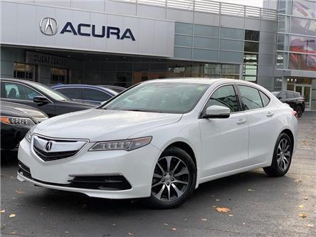 2015 Acura TLX Tech (Stk: 4141) in Burlington - Image 1 of 30