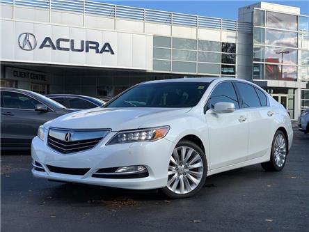 2015 Acura RLX Base (Stk: D460) in Burlington - Image 1 of 30