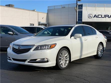 2015 Acura RLX Base (Stk: D460) in Burlington - Image 2 of 30
