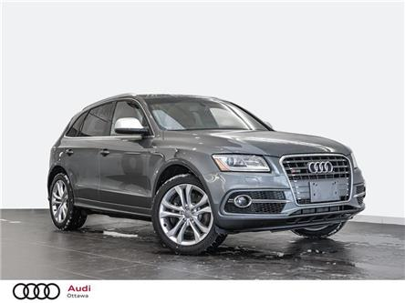 2014 Audi SQ5 3.0 Technik (Stk: PA632) in Ottawa - Image 1 of 19