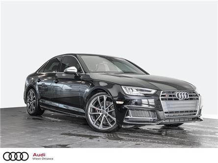 2018 Audi S4 3.0T Technik (Stk: 92216B) in Nepean - Image 1 of 20