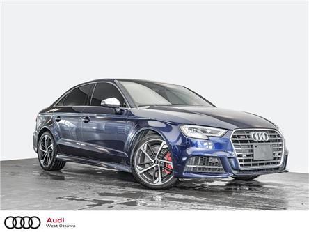 2019 Audi S3 2.0T Progressiv (Stk: 92543A) in Nepean - Image 1 of 20