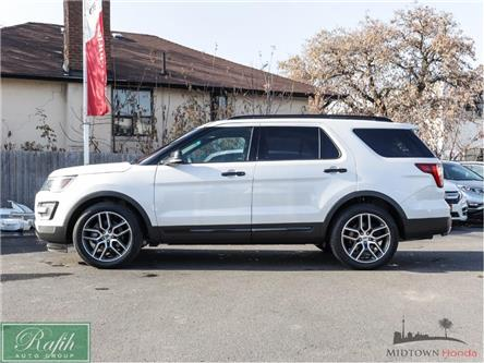 2017 Ford Explorer Sport (Stk: P13322) in North York - Image 2 of 30