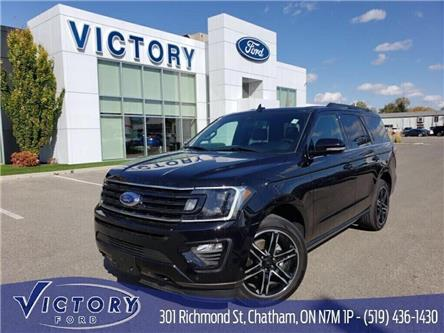 2019 Ford Expedition Limited (Stk: V10348CAP) in Chatham - Image 1 of 18