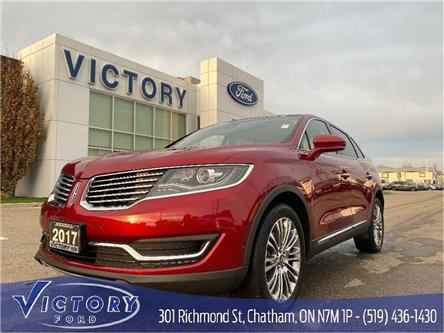 2017 Lincoln MKX Reserve (Stk: V1378LB) in Chatham - Image 1 of 26