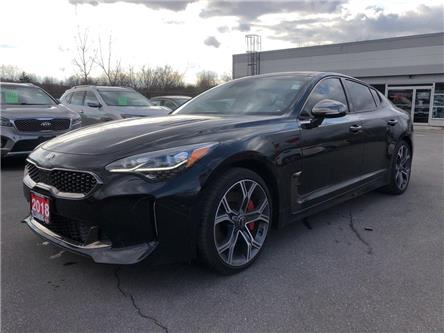 2018 Kia Stinger GT Limited (Stk: 875NA) in Tillsonburg - Image 1 of 30